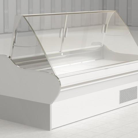 Kühltheke für das Ladengeschäft