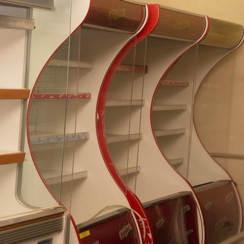 Kühlregale für das Ladengeschäft