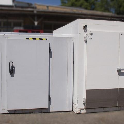 Container-Kühlanlagen