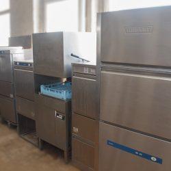 Geschirrspülmaschinen für die Gastronomie